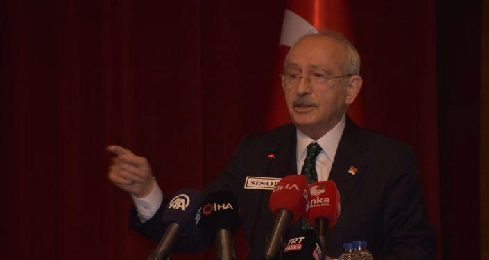 Kılıçdaroğlu'ndan CHP'li başkanlara 'askıda defter' talimatı