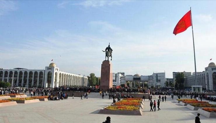 Kırgızistan'da iki günlük yas ilan edildi