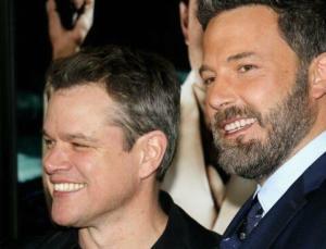 Matt Damon, Ben Affleck ve Jennifer Lopez'in aşk haberlerinin büyüleyici olduğunu söyledi