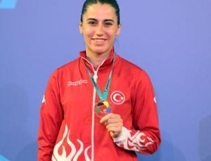 Meltem Hocaoğlu Akyol: Gençlik ve Spor Bayramı'nı madalya ile taçlandırmak istiyorum
