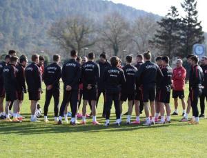 """Milli Takımlar: """"Mohamed Zeki Amdouni, İsviçre'yi tercih etti"""""""