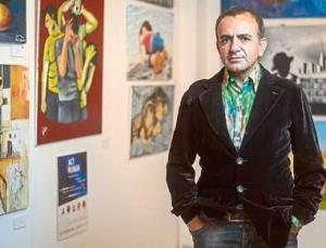 Ressamİsmail Acar'ın Fransa'da aldığı şato soyuldu