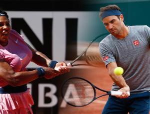 "Serena Williams: ""Roger Federer, bir dahi"""