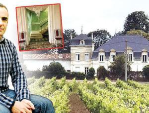Ünlü ressam İsmail Acar'a hırsız şoku! Fransa'da aldığı şato soyuldu
