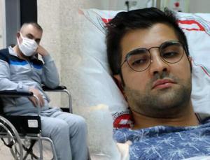 Doktoru bıçaklayan hasta 'dövdüler' dedi, gerçek kamerada ortaya çıktı