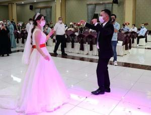 Düğün sektörü siparişlere yanıt verebilmek için fazla mesai yapacak
