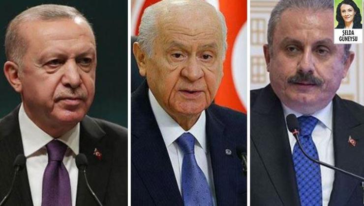 Erdoğan ve Bahçeli destek vermişti: İktidarda 'mektup' krizi
