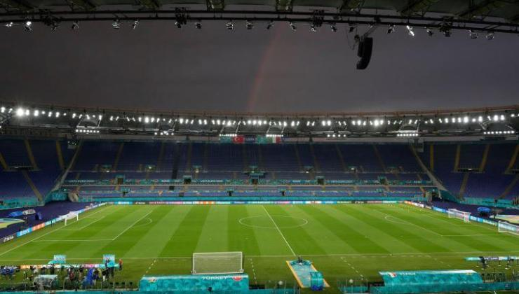 Euro 2020'nin açılış maçını 16 bine yakın seyirci stadyumda takip edecek
