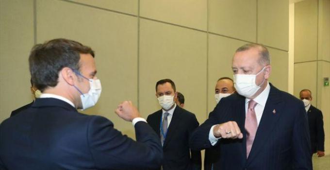 Fransa Dışişleri Bakanı Le Drian: Türkiye ile aramızda bir tür sözlü ateşkes var ancak somut adım bekliyoruz