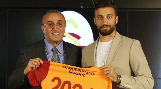 Galatasaray ilk transferi duyurdu: Alpaslan Öztürk