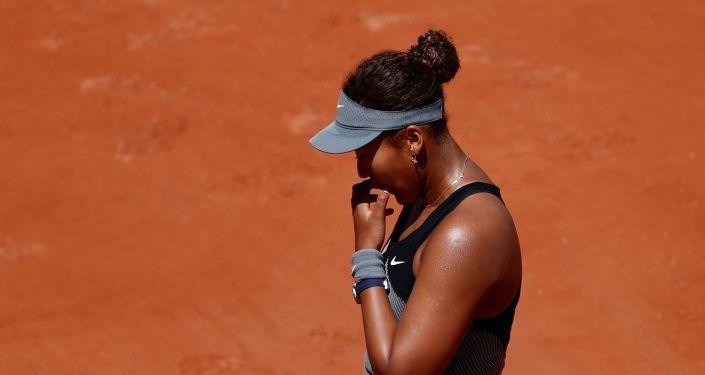 Japon tenisçi Naomi Osaka, Berlin'deki turnuvadan da çekildi