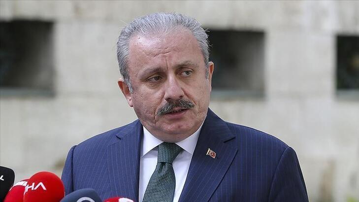 Meclis Başkanı Şentop'tan kritik kabul! Flaş 'Kırım Tatarları' mesajı