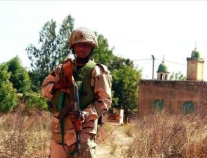 Nijerya'da geçen ay 81 silahlı çete üyesi yakalandı