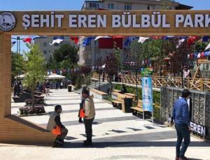 Şehit Eren Bülbül'ün ismi Üsküdar'da çocuk parkında yaşayacak