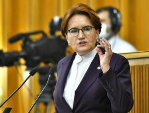 Akşener: Adayımız, Türkiye'nin 13'üncü cumhurbaşkanı olacak