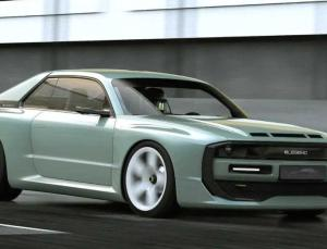 Audi Quattro S1 elektriklenerek dönüyor