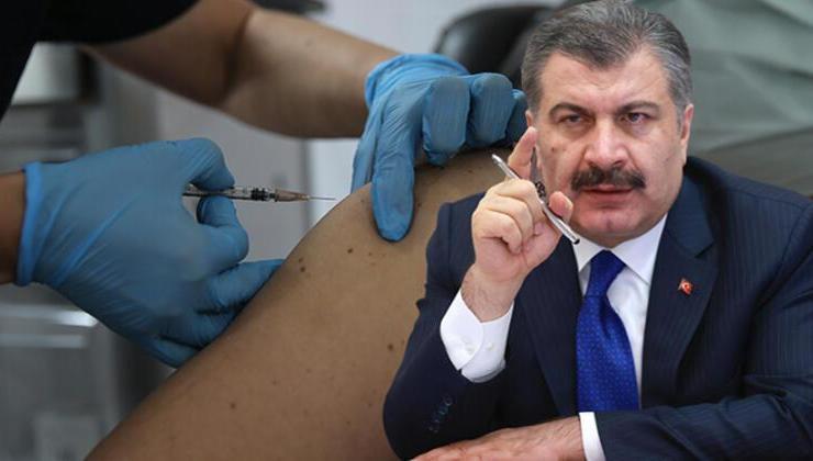 Bakan Koca'dan 'aşı' çağrısı