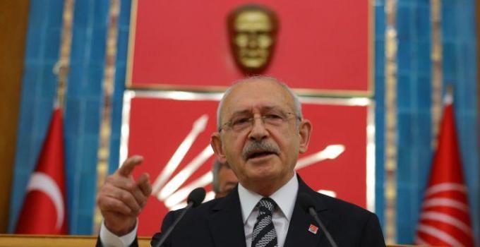CHP Genel Başkanı Kılıçdaroğlu, Antalya Kriz Merkezi'nde konuştu: Her yıl 1 tane uçak alınsa bugün 19 uçağımız olacaktı