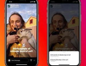 Instagram'ın çok faydalı 'çeviri' özelliği devreye alındı