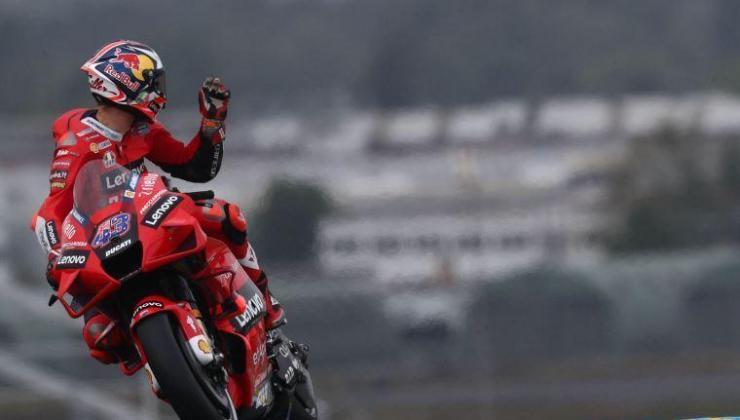 MotoGP'de Tayland Grand Prix'si, Covid-19 nedeniyle iptal edildi
