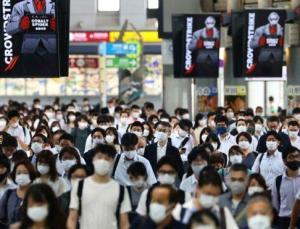 Olimpiyatların oynandığı Japonya'da corona kabusu