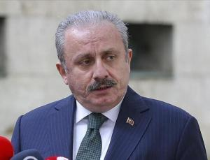 TBMM Başkanı Mustafa Şentop Bakü'den ayrıldı