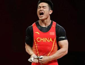 TOKYO 2020 | Çinli halterci Shi Zhiyong üç olimpiyat rekoru birden kırdı