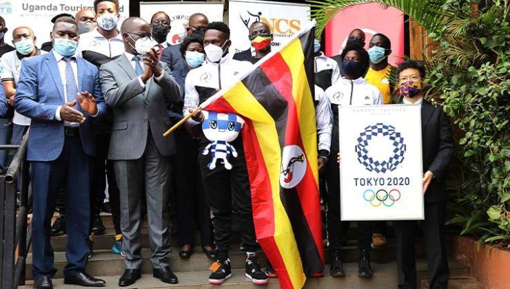 Tokyo 2020'de kamptan kaçan Ugandalı Julius Ssekitoleko, yakalandı