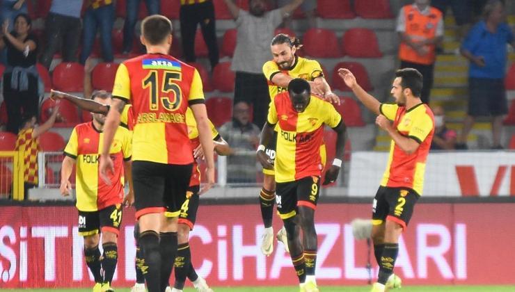 başakşehir dağıldı, göztepe ilk kez kazandı: 2-1