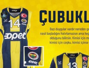 fenerbahçe erkek ve kadın voleybol takımlarının yeni sezonda giyeceği formalar tanıtıldı