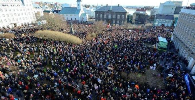 İzlanda, Avrupa'da bir ilke imza attı