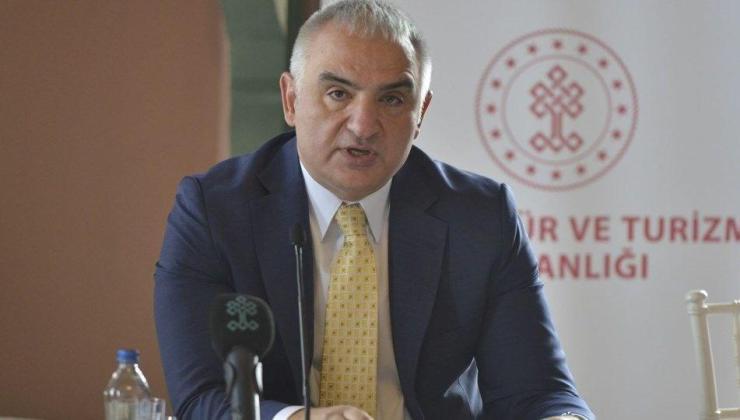 Kültür ve Turizm Bakanı Mehmet Nuri Ersoy'dan Dil Bayramı mesajı