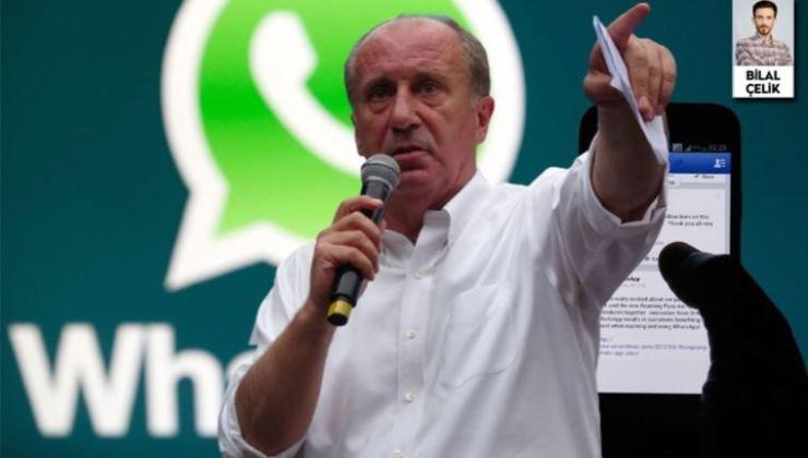memleket partisi lideri muharrem i̇nce'nin whatsapp mesajı partiyi karıştırdı