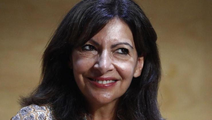 paris belediye başkanı, cumhurbaşkanı adayı oldu