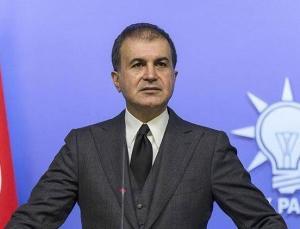 AK Parti Sözcüsü Çelik'ten Şebnem Şirin mesajı