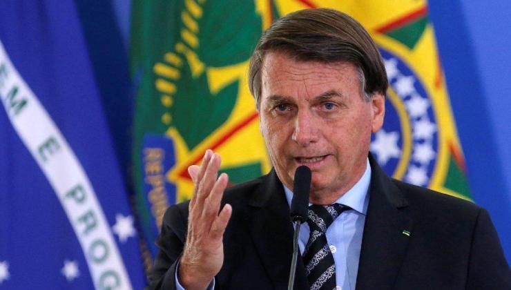 brezilya devlet başkanı bolsonaro'dan tepki çeken aşı açıklaması: hiçbir mantığı yok