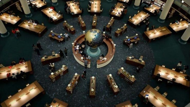cumhurbaşkanlığı millet kütüphanesi 24 saat hizmet vermeye başladı