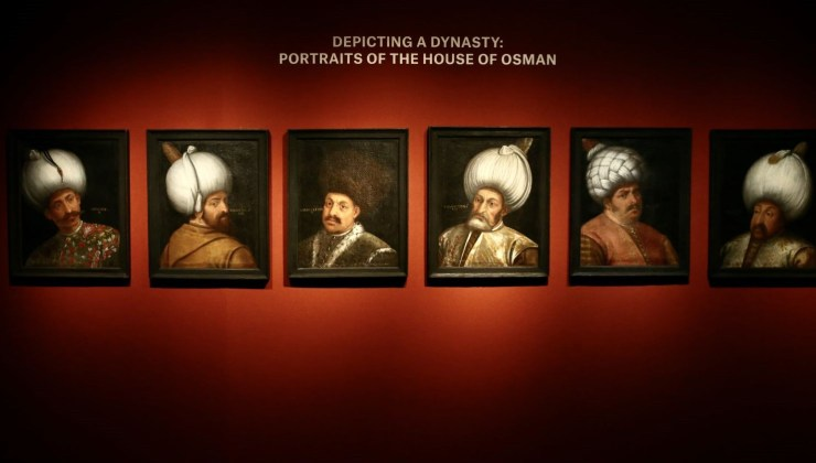 i̇ngiliz müzayede evi altı osmanlı padişahının portresini satışa sunacak