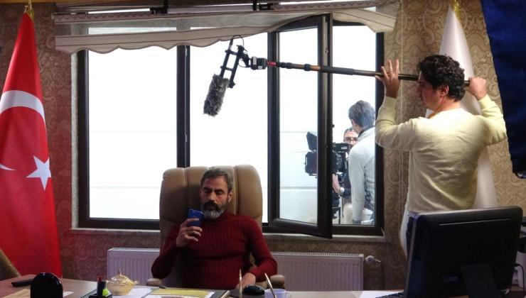 İranlı yönetmen Van'da dizi çekimine başladı:Babasının Peşinde