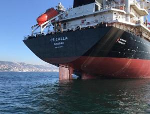 İzmit Körfezi'ni kirleten gemiye 2 milyon 773 bin TL ceza kesildi