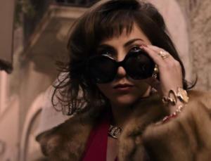 Lady Gaga'nın başrolünde olduğu House of Gucci'den ilk afiş yayınlandı