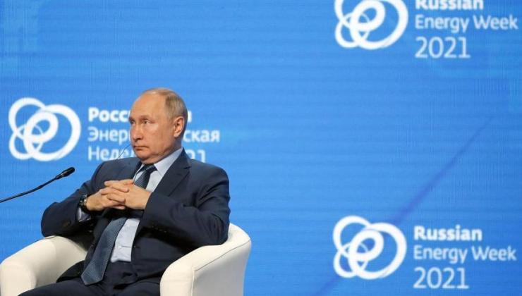 rusya devlet başkanı putin'den açıklama: doğalgazı silah olarak kullanmıyoruz