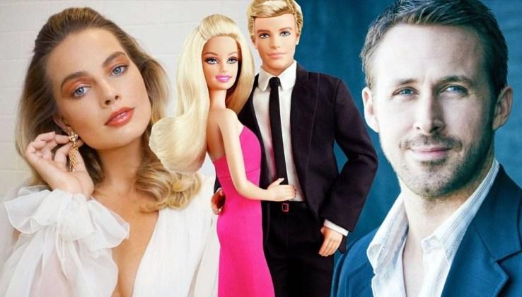 Ryan Gosling, Margot Robbie'li Barbie filminde Ken'i canlandıracak