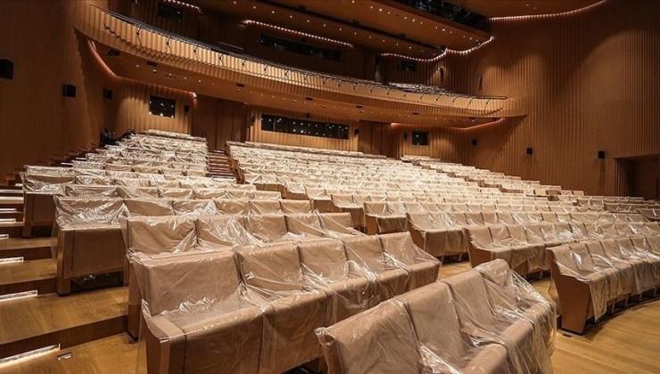 Tarihi Yeşilçam Sinema Salonu Atatürk Kültür Merkezi'ne taşınıyor