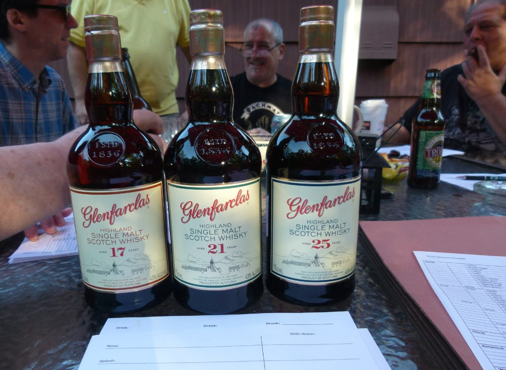 Glenfarclas 150 years celebration