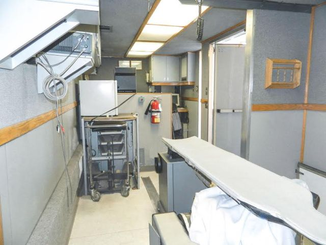 California CT mobile trailer for sale