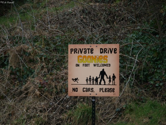 Goonies Private Drive