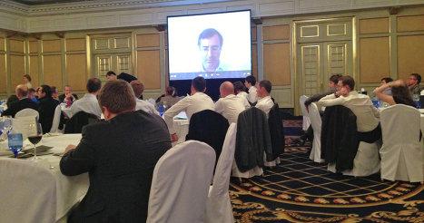 Экономист Сергей Гуриев заявил на встрече с российскими и зарубежными инвесторами