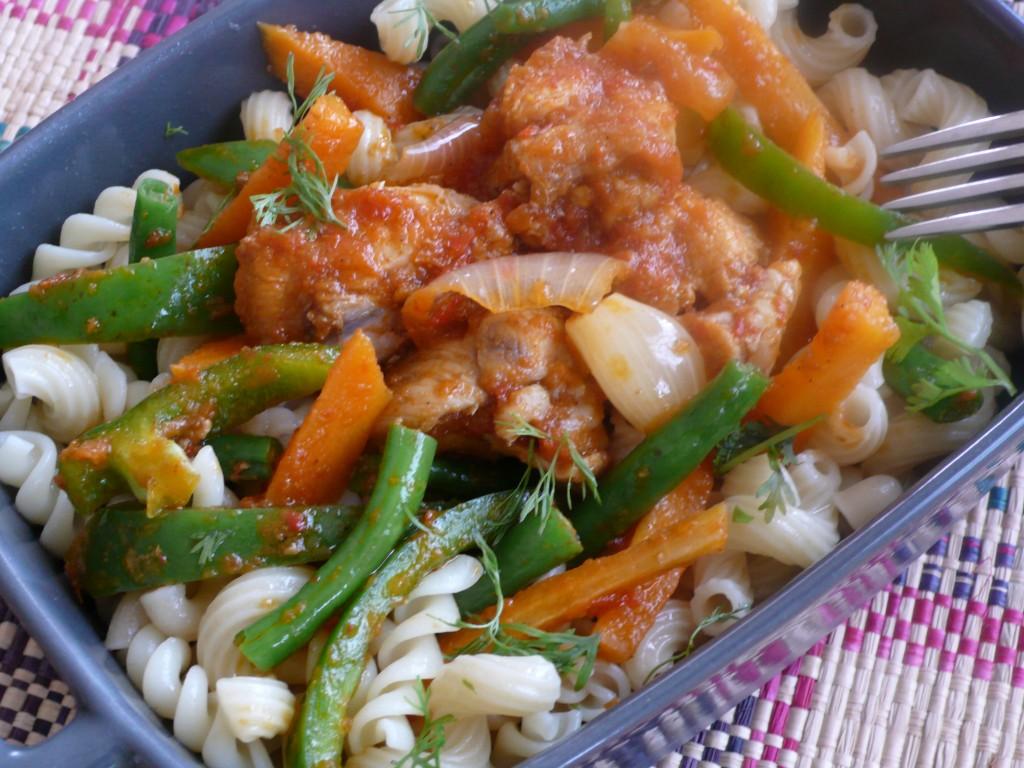 Nigerian turkey stew with macaroni top nigerian food blog nigerian turkey stew forumfinder Choice Image