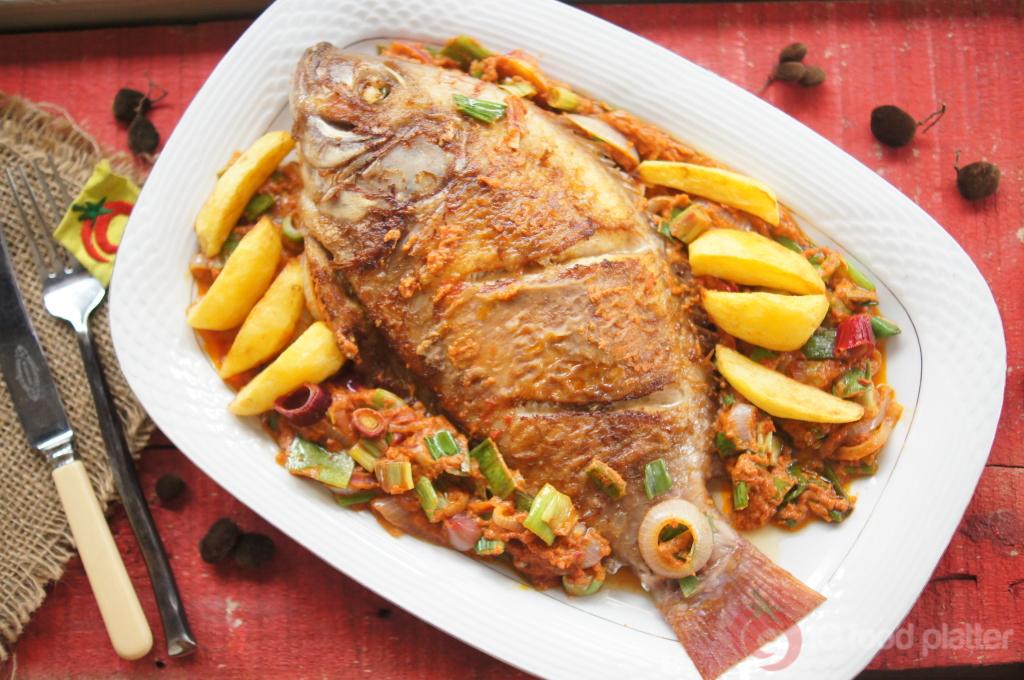 Food Seafood Recipes